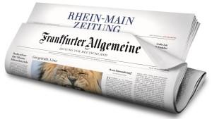 Frankfurter Allgemeine Bürgergespräch: Frankfurter Oberbürgermeisterwahl