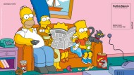 """Zeitung statt Fernsehen: Lisa Simpson als """"Kluger Kopf"""""""