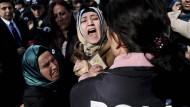 Prozess in der Türkei nach Minenunglück von Soma