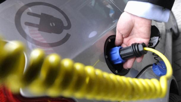 Subventionsplan für Elektroautos kommt später