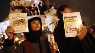 Weltweite Anteilnahme für Charlie Hebdo