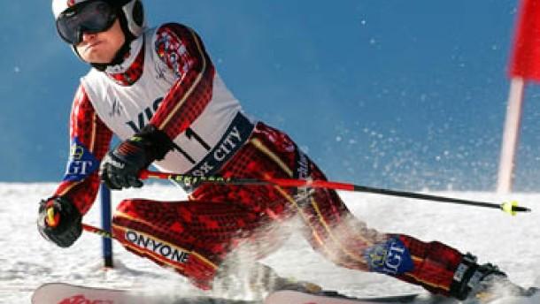 Martina Ertl: Neuer Ski und neues Vertrauen