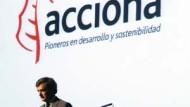 Ungewisse Ziele: Acciona-Vorstand Entrecanales