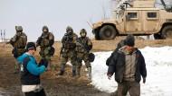 Camp von Pipeline-Gegnern geräumt