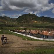 Wie aus einer anderen Zeit: Ein Dorf in der Hamgyong Provinz im Norden