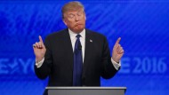 Trump plädiert für Waterboarding