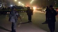 Deutscher bei Selbstmordattentat getötet