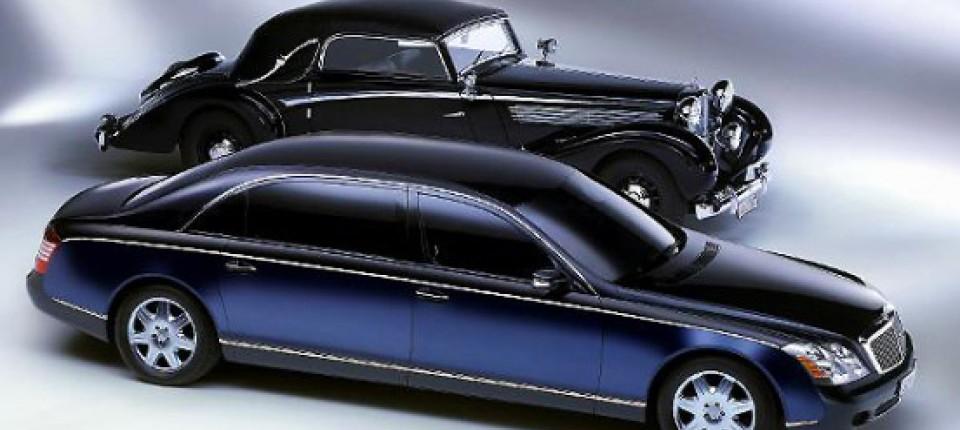 luxusautos: der maybach stirbt zum zweiten mal - unternehmen - faz