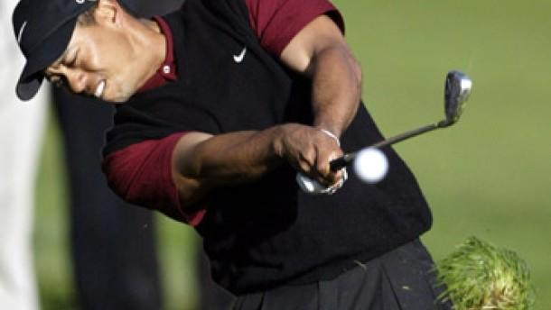 Klub der Vierziger - exklusiv für Tiger Woods