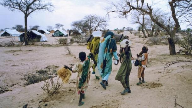 Däumchendrehen in Khartum