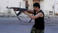 IS in Sirte zurückgedrängt