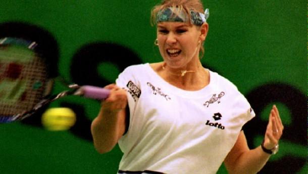 Anke Huber im Gespräch: Ein Hauch von Paris - Mehr Sport - FAZ