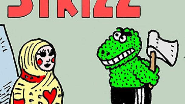 STRIZZ-Buchpreisrätsel 2010