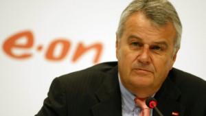 Eon-Chef Bernotat tritt 2010 zurück