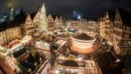 Haben die Deutschen Terror-Angst auf dem Weihnachtsmarkt?