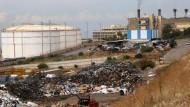 Müllströme ergießen sich durch Beirut