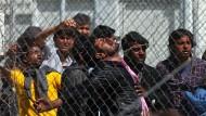 Trotz Abkommen weiter Flüchtlinge auf dem Weg in die EU