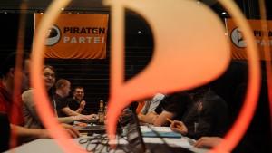 Piratenpartei ohne Internet