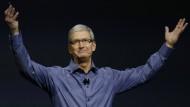 Apple will im Streit um Entsperren von iPhones standhaft bleiben
