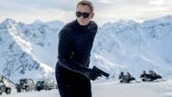 Einblicke in den kommenden Bond Film