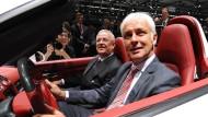 Porsche-Boss Müller wird neuer VW-Chef