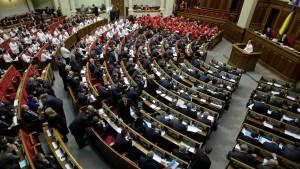 Kiew stoppt Vorbereitung für EU-Abkommen