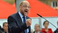 Schulz will mehr aus Deutschland machen als die Kanzlerin