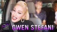Carpool Karaoke mit Gwen Stefani