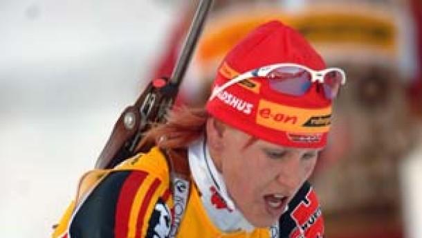 Dritter Saisonsieg für Kati Wilhelm