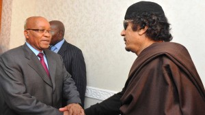Kein Zeltplatz für Gaddafi. Nirgends