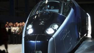 Der neue TGV heißt AGV
