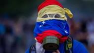 Proteste gegen venezolanischen Präsidenten dauern an