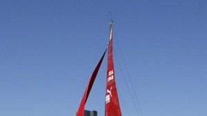 Puma mit eigenem Boot beim Volvo Ocean Race