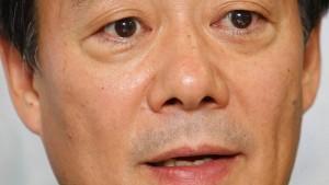Japans Handelsminister strebt an die Spitze