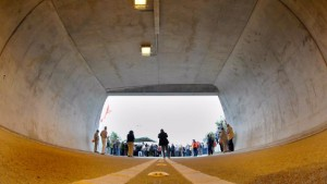 Lohbergtunnel für den Verkehr freigegeben