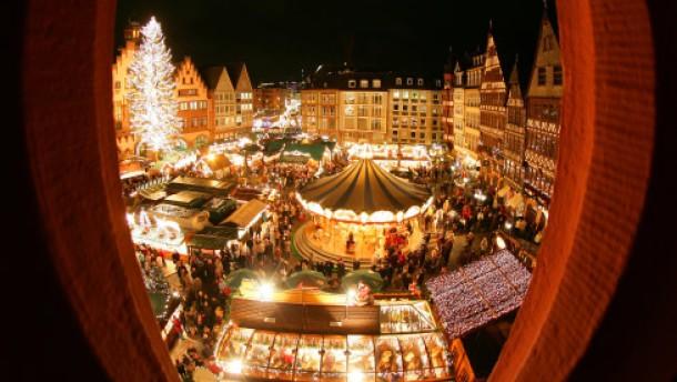 Diebe auf dem Weihnachtsmarkt