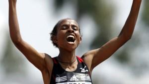 Defar verbessert eigenen Weltrekord