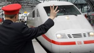 Lokführer werden Streikrecht vorerst nicht nutzen