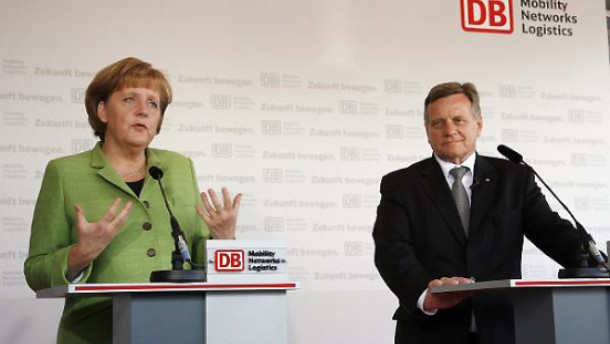 Mehdorn strauchelt - Merkel schweigt