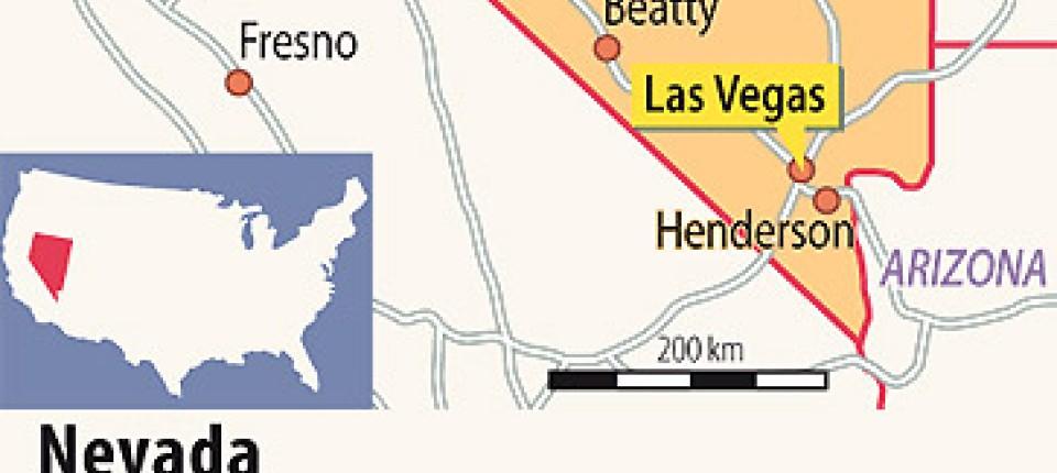 Las Vegas Karte Amerika.Las Vegas Nevada Lieber Hybrid Als Hummer Ansichten Aus Amerika