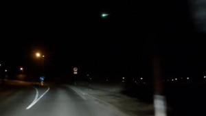 Meteorit erschreckt Bürger in Süddeutschland