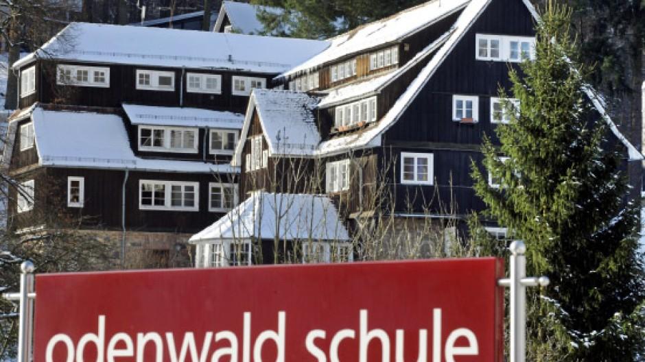Hier unterrichtete Dietrich Willier: die Odenwaldschule