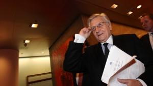 EZB stützt Anleihen finanzschwacher Länder