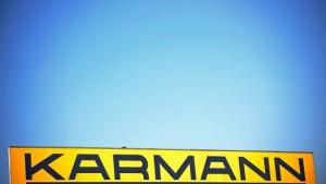 Karmann droht die Schließung zum November