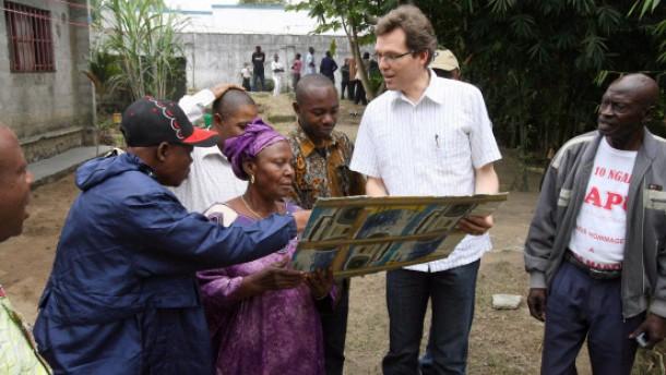 Entwicklungshilfe droht ein Desaster