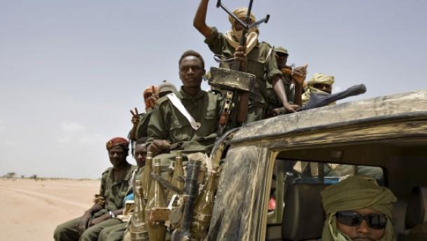 Mehr als 100 Rebellen in Tschad getötet