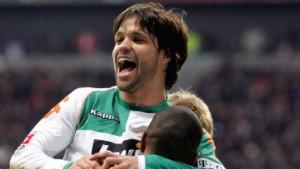 Naldo und Diego kündigen Bayern den Kampf an