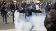 Massenproteste und Streiks in Frankreich