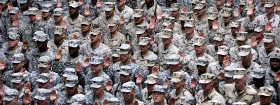 treffen Sie schwule Soldaten