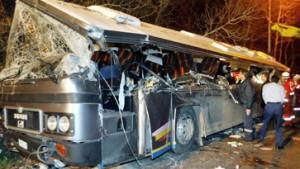21 Schüler bei Unfall in Griechenland ums Leben gekommen